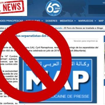 Sudáfrica condena manipulación de noticias por parte de medios de comunicación marroquíes | Sahara Press Service
