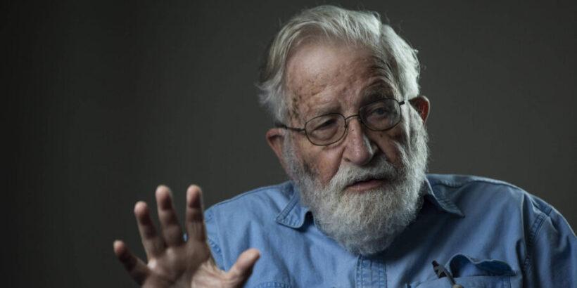 """Noam Chomsky denuncia que las declaraciones de Trump son """"prácticas vergonzosas que han deshonrado la historia occidental""""   Sahara Press Service"""