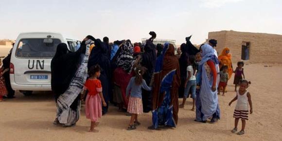 La Asociación de Iniciativas Solidaria Alhucema muestra su solidaridad con la lucha del Pueblo Saharaui y el Frente Polisario | Sahara Press Service