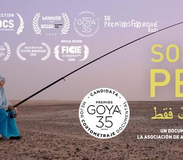 CINEMA SAHARAUI | El corto «Solo son peces» estará en abierto durante las vacaciones de Navidad