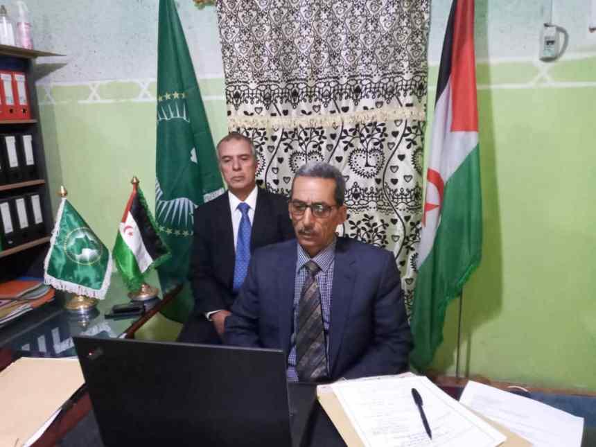 Une délégation du ministère de la défense prend part à une conférence africaine autour des questions de la sécurité et la paix | Sahara Press Service