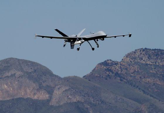 Drones marroquíes ejecutaron operaciones de reconocimiento en la ciudad saharaui de Tifariti