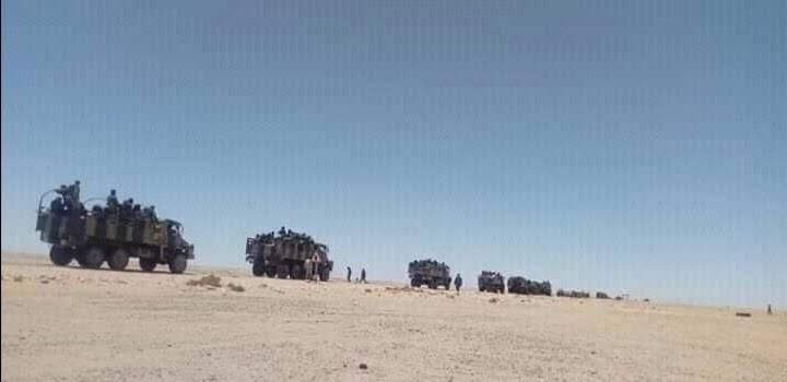 Los saharauis reciben el año nuevo con la lucha armada en curso, algo que no sucedía desde 1991