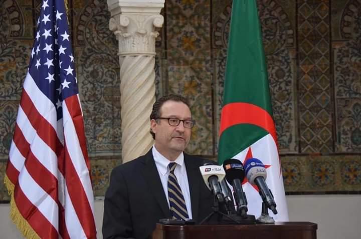 EE.UU anuncia que NO TIENE PLANES para establecer una base militar en el Sáhara Occidental y que la solución está en las negociaciones