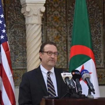 David Schenker, sous-secrétaire américain chargé du Proche-Orient : «Les États-Unis n'envisagent pas d'établir une base militaire au Sahara occidental» | El Watan