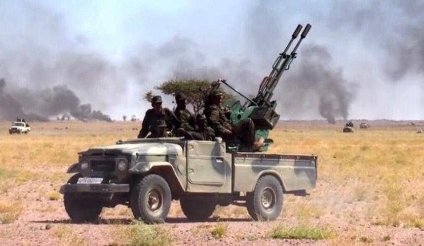 GUERRA EN EL SAHARA | Balance de los dos meses de ofensiva saharaui