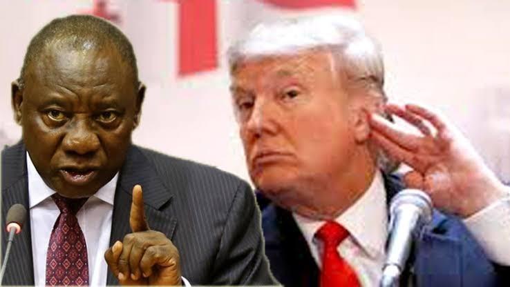 El presidente de Sudáfrica pide a Biden que revierta inmediatamente la decisión de Trump sobre el Sáhara Occidental
