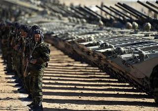 GUERRA EN EL SAHARA   Parte de guerra Nº76