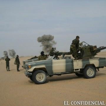 GUERRA EN EL SAHARA | Parte de guerra Nº68