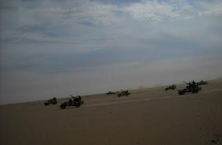 🔴GUERRA EN EL SAHARA | Parte de guerra Nº57