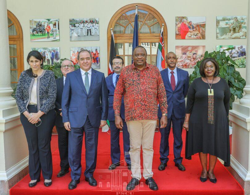 Argelia y Kenia renuevan su apoyo al derecho de los pueblos africanos a determinar su propio destino y elegir su futuro