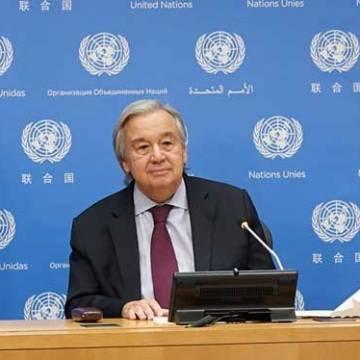 Les manœuvres de Guterres – El Watan