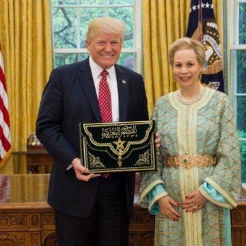 Mohamed VI concede a Trump la más alta condecoración en Marruecos a cambio de su proclamación sobre el Sahara Occidental