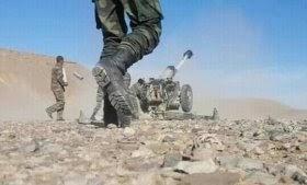 GUERRA EN EL SAHARA | Parte de guerra Nº53