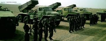 El ELPS continúa sus bombardeos a las posiciones y atrincheramientos de las fuerzas de ocupación marroquí a lo largo del Muro de la Vergüenza   Sahara Press Service