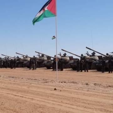 Las guarniciones y atrincheramientos de las fuerzas de ocupación objeto de intensos bombardeos por parte del ELPS | Sahara Press Service