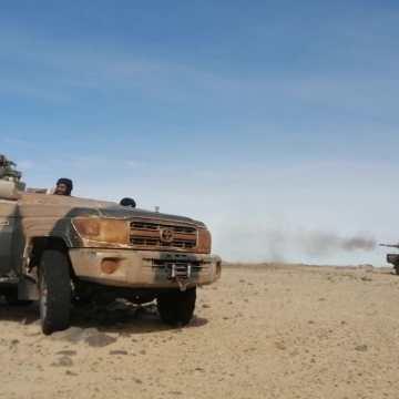 Parte de Guerra Nº 54: Las unidades de ELPS continúan sus ataques contra las posiciones enemigas a largo del Muro de la Vergüenza | Sahara Press Service