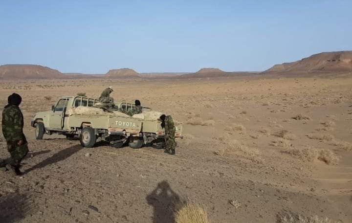 GUERRA EN EL SAHARA | Parte de guerra Nº104