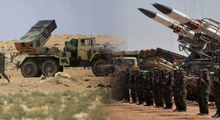 Enero, un mes amargo para las fuerzas de ocupación marroquíes en el Sáhara Occidental