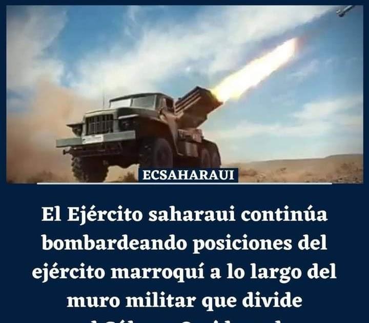 GUERRA EN EL SAHARA   Parte de Guerra Nº95