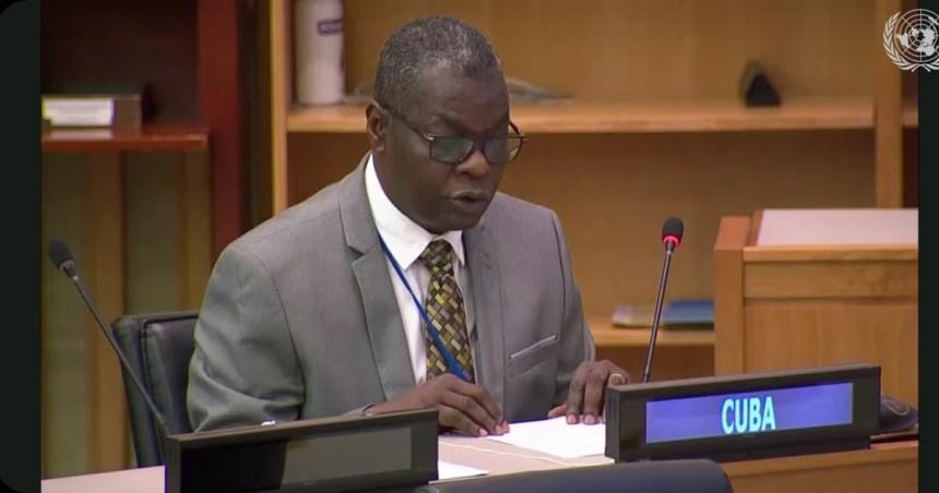 Cuba elegida como Vicepresidenta del Comité de Descolonización de NNUU