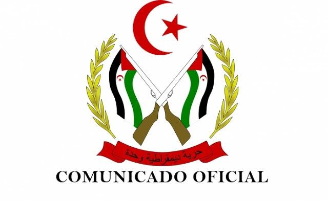 Carta del Frente Polisario al presidente del Consejo de Seguridadinformando sobre la operación que se saldó con la incautación de una cantidad de drogas