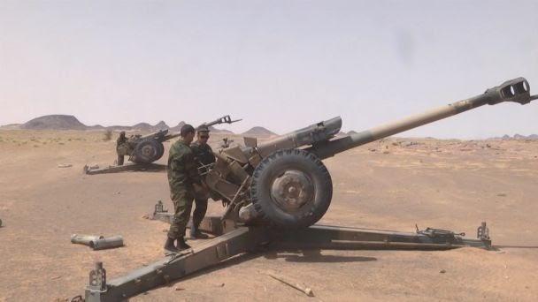 GUERRA EN EL SAHARA   El ejército saharaui realiza una cadena de ataques contra posiciones marroquíes en Mahbes, Hauza y Touizgui