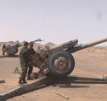 GUERRA EN EL SAHARA | El ejército saharaui realiza una cadena de ataques contra posiciones marroquíes en Mahbes, Hauza y Touizgui