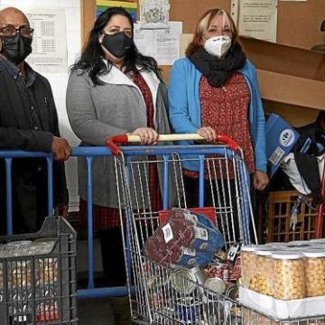 Más de 30.000 kg de alimentos saldrán de Navarra hacia los campamentos saharauis – Noticias de Navarra