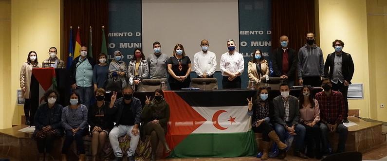 """Municipios gaditanos refuerzan vínculos con el pueblo saharaui y anuncian nuevos hermanamientos con """"dairas"""" de la RASD   Sahara Press Service"""