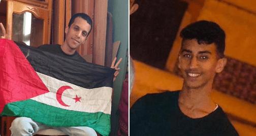 Un tribunal marroquí con sede en El Aaiún OCUPADO ha dictado este domingo prisión para los activistas saharauis Ghali Buhala y Mohamed Nafaa Butasufra