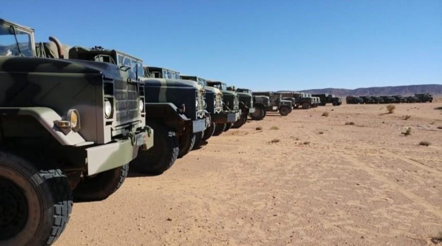 🔴 El Ejército de Marruecos desplaza tropas hacia Guelta, región que lleva cuatro días bajo bombardeo saharaui