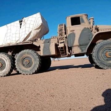 GUERRA EN EL SAHARA | Parte de guerra Nº109