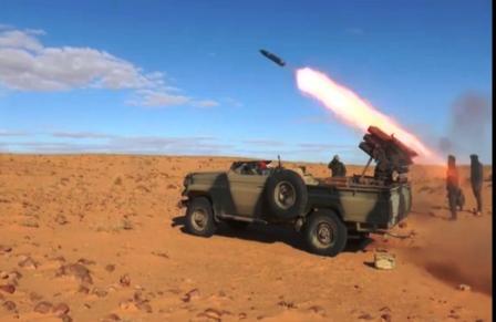 Las posiciones de las fuerzas de ocupación marroquí continúan siendo blanco de los ataques del ELPS | Sahara Press Service