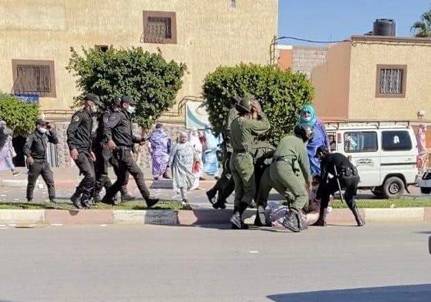 Enero saharaui: un SOS al que la Cruz Roja no responde | Contramutis