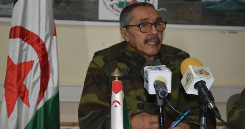 Jatri Addouh »La comunidad internacional debe afrontar el estado saharaui como un hecho irreversible»