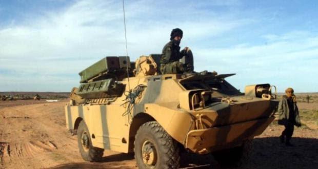 GUERRA EN EL SAHARA | Parte de guerra Nº105