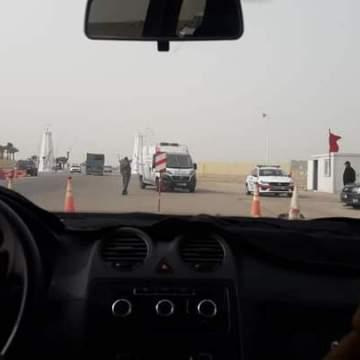 Las autoridades de ocupación marroquí prohíben a los activistas saharauis entrar a la ciudad ocupada de Bojador | Sahara Press Service