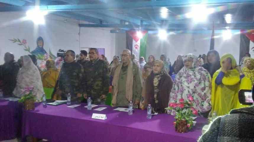 Celebran en la Wilaya de Bujador el Día Nacional de la Madre | Sahara Press Service
