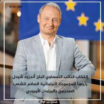 Acción para una mayor movilización europea en apoyo a la causa saharaui | Sahara Press Service