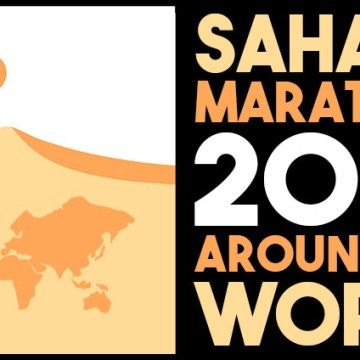 Sahara Marathon 2021 – En todo el mundo