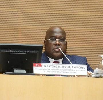 Antoine Tshisekedi succède Cyril Ramaphosa pour la présidence de l'UA | Sahara Press Service
