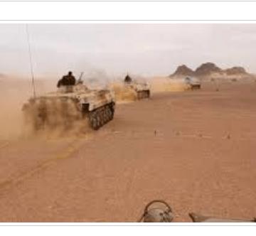 El ELPS continúa bombardeando las fuerzas de ocupación a lo largo del muro militar marroquí | Sahara Press Service