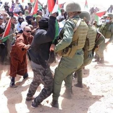 El mundo cierra los ojos ante la tragedia que Marruecos desata en el Sáhara Occidental