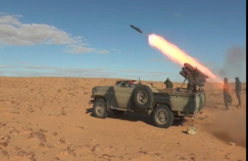 El ELPS continúa con sus ataques a las fuerzas de ocupación marroquí a lo largo del muro militar | Sahara Press Service
