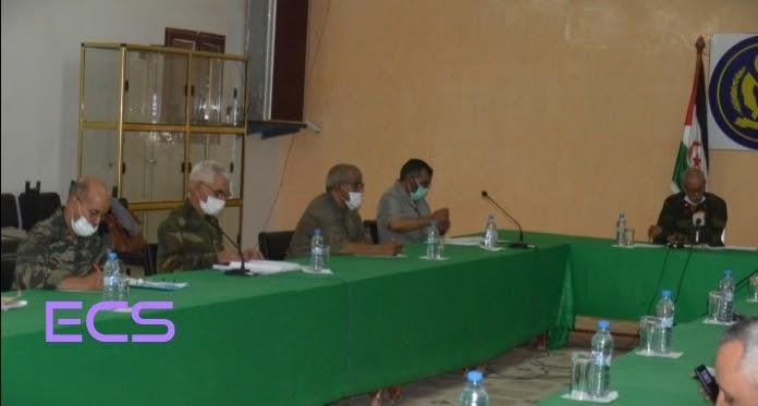 El Buró permanente del Frente Polisario expresa su satisfacción por los logros alcanzados a nivel nacional