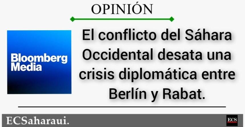 Alemania paga la hipocresía de Europa sobre Marruecos