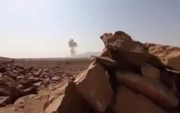 GUERRA EN EL SAHARA | Parte de Guerra Nº125