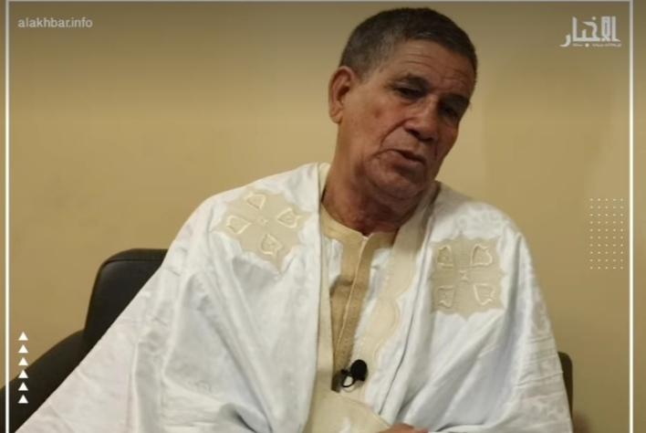Bachir asegura que las relaciones diplomáticas entre la RASD y Nuakchot se han mejorado después de la llegada de Ould Ghazouani