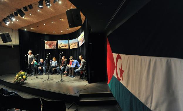 La asociación Hurria Sahara (Andoain) organizará este domingo el Festival de Bertsolaris en el auditorio de Bastero   El Diario Vasco